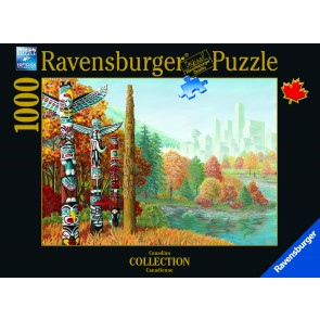 Rburg - When Two Worlds Collide 1000pc Puzzle