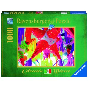 Rburg - Colour Pinatas Puzzle 1000pc