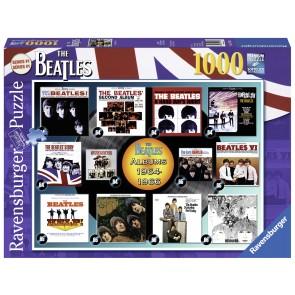 Beatles Albums 1964-1966 Puzzle