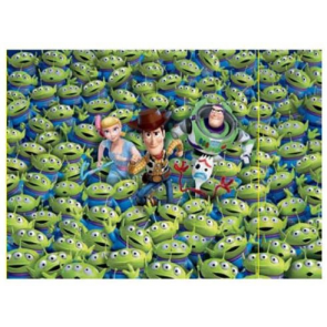 Clementoni Disney Puzzle Toy Story 4 Impossible Jigsaw Puzzle