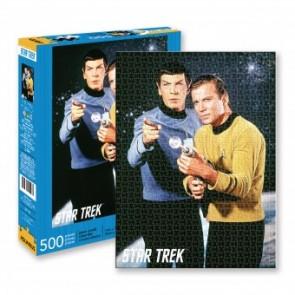 Aquarius Star Trek - Spock & Kirk Jigsaw Puzzle