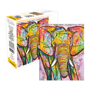 Dean Russo - Elephant Jigsaw Puzzle