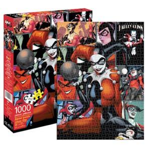 DC Comics - Harley Quinn Jigsaw Puzzle