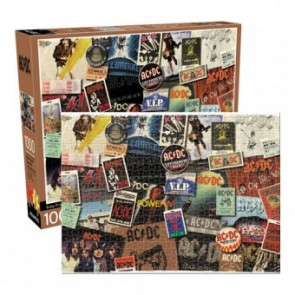 Aquarius AC/DC - Albums Jigsaw Puzzle