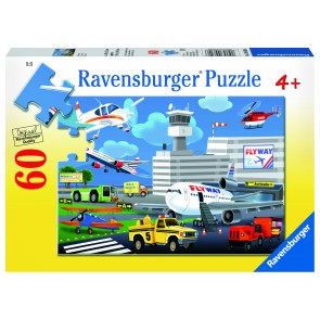 Rburg - Fly Away 60pc Puzzle