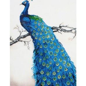 Diamond Dotz Blue Peacock Kit