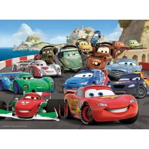 Disney Explosive Racing Puzzle