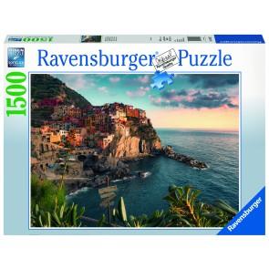 Cinque Terre Viewpoint Puzzle