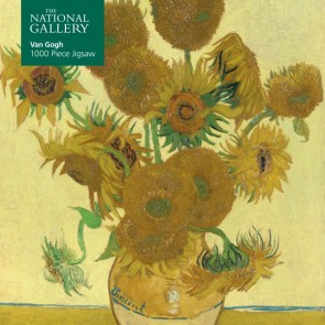 National Gallery: Vincent van Gogh: Sunflowers Jigwaw Puzzle