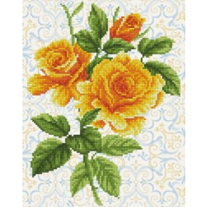 Diamond Dotz Yellow Bouquet Kit