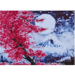 Diamond Dotz Cherry Blossom Mountain Kit