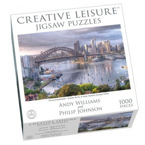 CL Room With A View North Sydney NSW Jigsaw Puzzle