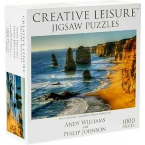 CL Twelve Apostles Great Ocean Rd VIC Jigsaw Puzzle