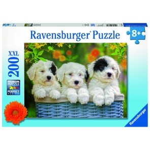 Cuddly Puppies Puzzle