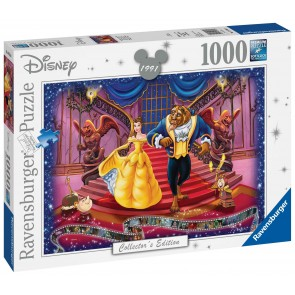 Disney Moments Beauty and Beast 1991