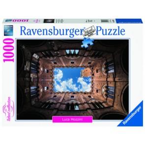 Ravensburger Courtyard Palazzo Pubblico Siena Jigsaw Puzzle