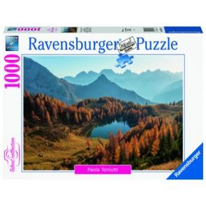 Ravensburger Lake Bordaglia Fruili Venezia Jigsaw Puzzle