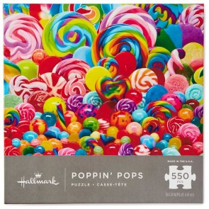 Poppin' Pops 550-Piece Puzzle