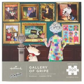 Maxine's Gallery of Gripe 300-Piece Puzzle