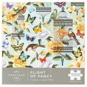 Flight of Fancy 1000-Piece Puzzle