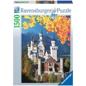 Rburg - Neuschwanstein Autumn Puzzle 1500pc
