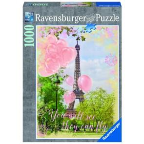 Rburg - Eiffel Tower Dreams Puzzle 1000pc