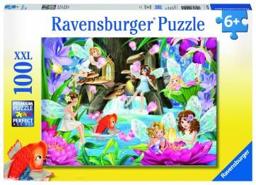 Rburg - Magical Fairy Night Puzzle 100pc
