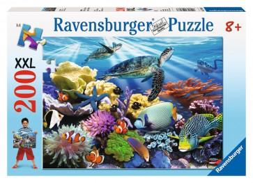 Rburg - Ocean Turtles Puzzle 200pc