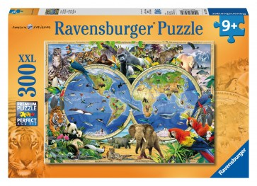 Rburg - World of Wildlife Puzzle 300pc