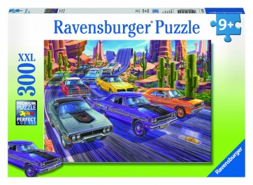 Rburg - Mountain Duel Puzzle 300pc