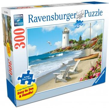 Rburg - Sunlit Shores Lge Format Puzzle 300pc