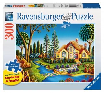 Rburg - Cottage Dream Lge Format Puzzle 300p