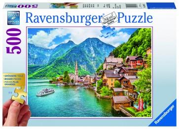 Rburg - Hattstatt, Austria Puzzle 500pc