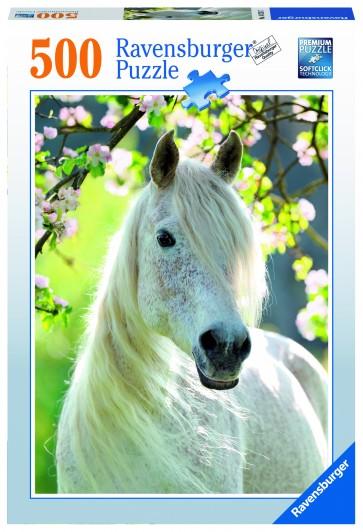 Rburg - Equestrian Spring Puzzle 500pc