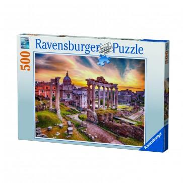 Rburg - Rome At Dusk Puzzle 500pc