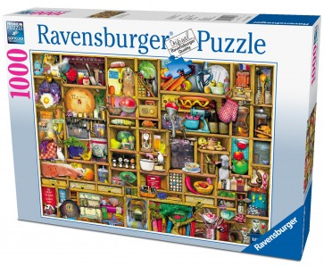 Rburg - The Kitchen Cupboard Puzzle 1000pc