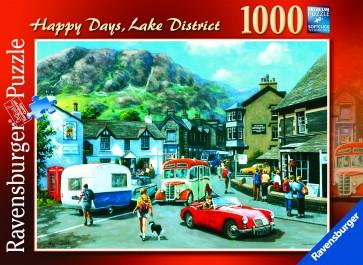 Rburg - Wonderful Lake District 1000pc Puzzle