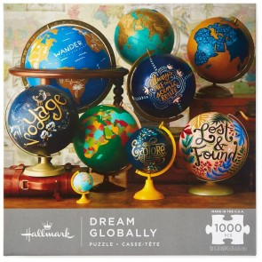 Dream Globally 1000-Piece Puzzle