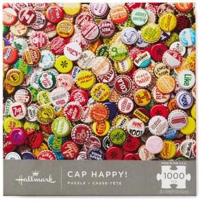 Cap Happy! 1000-Piece Puzzle