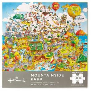 Mountainside Park 1000-Piece Puzzle