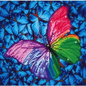 Diamond Dotz Flutter By Pink Kit