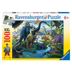 Rburg - Land of the Giants Puzzle 100pc