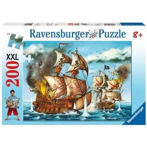 Rburg - Pirates Battle Puzzle 200pc