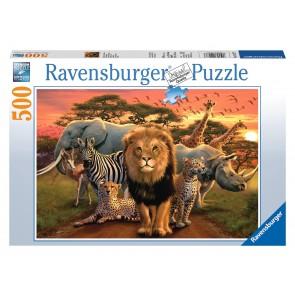 Rburg - African Splendour Puzzle 500pc