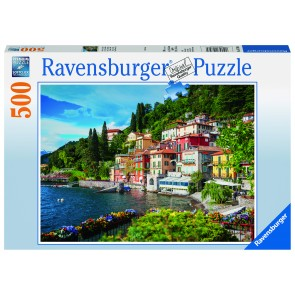 Rburg - Lake Como, Italy Puzzle 500pc