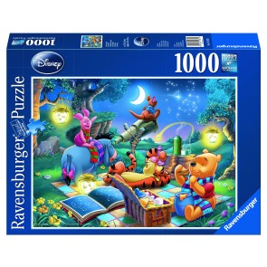 Rburg - Disney Winnie the Pooh Puzzle 1000pc