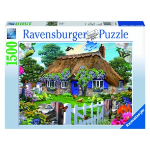 Rburg -Howard Robinson Cottage Puzzle 1500pc