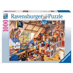 Rburg - Grandparents' Attic Puzzle 1000pc