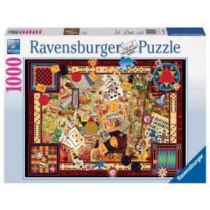 Rburg - Vintage Games Puzzle 1000pc