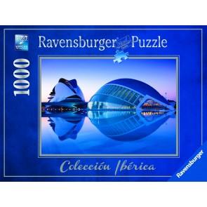 Rburg - Valencia the Arts City 1000pc Puzzle